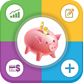 Money and Expense Manager Offline: Daily, Monthly