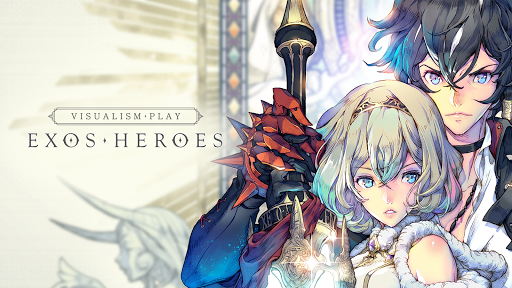 Exos Heroes 1.7.1 screenshots 1