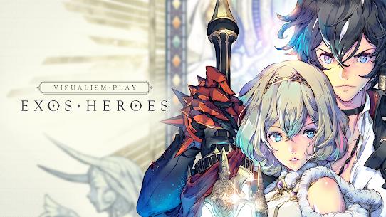 Exos Heroes Apk Latest Version 1