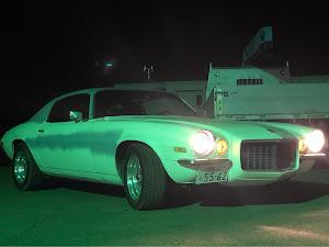 カマロ  1971 RSのカスタム事例画像 たけしさんの2018年11月04日20:08の投稿