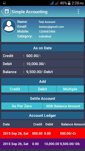 Simple Accounting screenshot 7