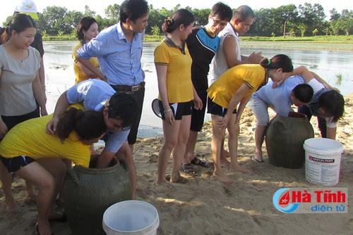 Du lịch Hà Tĩnh trải nghiệm làng quê 2