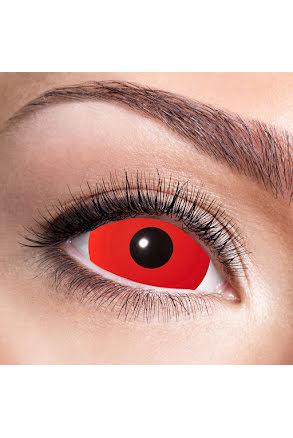 Scleralinser, Röda