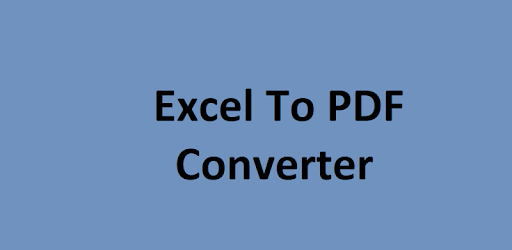 Excel To PDF Converter - Apps on Google Play