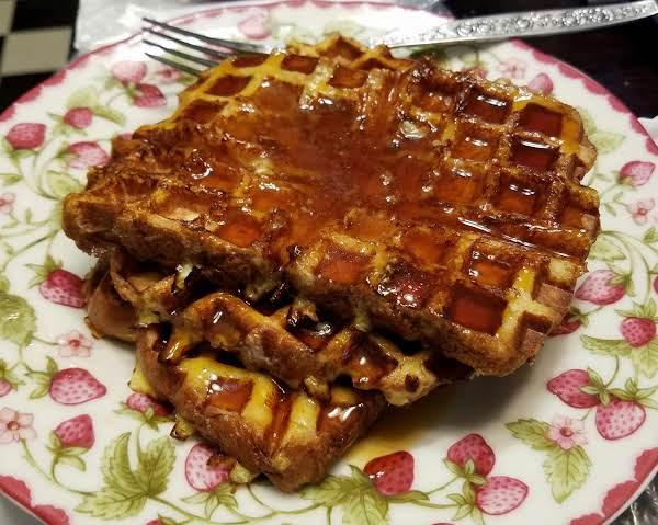 French Toast Waffle Recipe