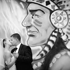 Wedding photographer Vadim Rogalin (Zoosman). Photo of 18.10.2014
