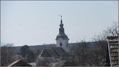 Photo: Turda - Piata Basarabiei, Nr.12 - Biserica Reformata, vedere de pe Str. Salinelor - 2018.04.12
