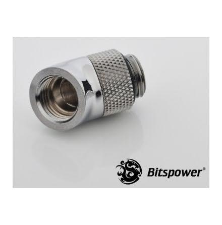 "Bitspower svivel, 45°, 1/4""BSPx1/4""BSP"