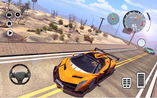 Drift Simulator: Veneno Roadster 1.0 screenshots 2