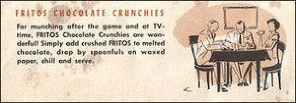 ¡fritos™' Chocolate Crunchies! Recipe
