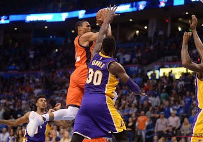 Megadeal: LA Lakers stuurt drie spelers naar Washington en versterkt zich met Russel Westbrook