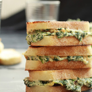 Spinach and Artichoke Melts