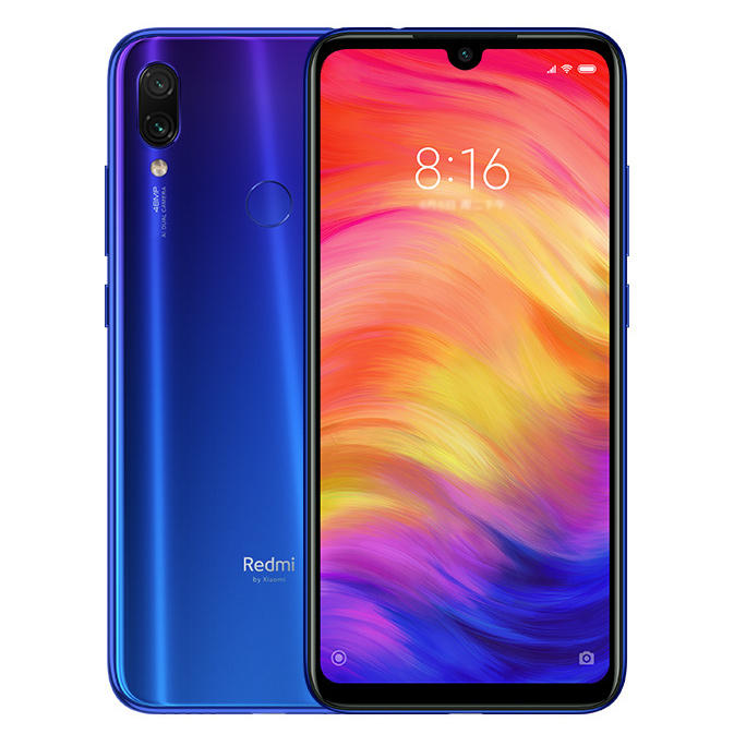 Redmi Note 7 android phone