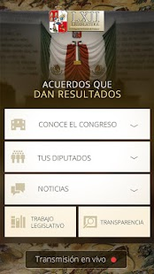 Congreso de Estado de Tabasco- screenshot thumbnail