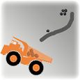 Brain Rocks - mining truck - draw physics apk