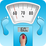 Finger Weight Scanner Prank Icon