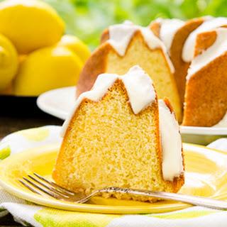 Triple Lemon Bundt Cake