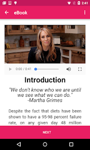 No More Diets- screenshot thumbnail