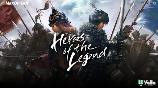Heroes of the Legend 1.0.14 screenshots 1