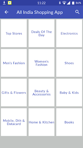 All India Shopping - All In One App 1.8 screenshots 3