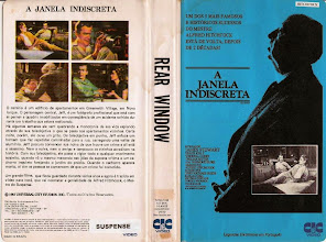 Photo: VHS da CIC Video: Janela Indiscreta