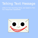 Talking Text Messages SMS icon