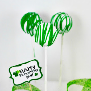Saint Patrick'S Day Cake Pops Recipe