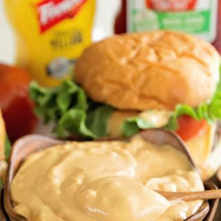 Best Burger Sauce.