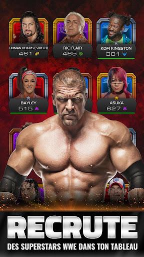 WWE Universe  code Triche 1