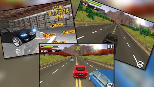 カー·レース;発熱;車 レーシング: Car Racing