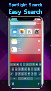 Phone 11 Launcher, OS 13 iLauncher, Control Center Screenshot
