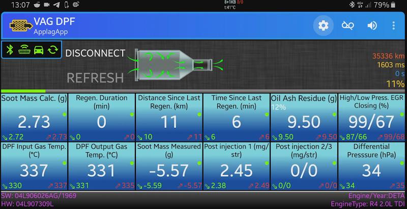 VAG DPF Screenshot 6