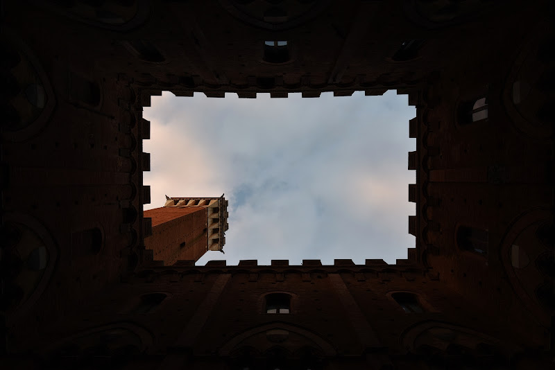 Torre in cornice di Ilaria Bertini