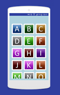Learn Alphabets and Numbers- screenshot thumbnail