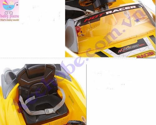 Xe hơi điện trẻ em XH639R 5