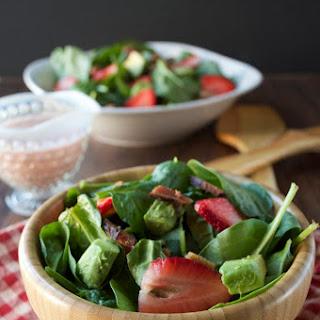 Strawberries Red Wine Vinegar Recipes