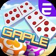 Domino  gaplek  gaple  qiuqiu remi  bandar pulsa file APK for Gaming PC/PS3/PS4 Smart TV