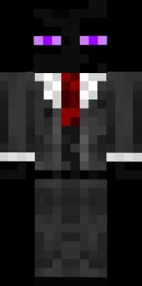 Enderman In A Suit Nova Skin