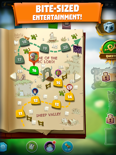 Dice Hunter: Quest of the Dicemancer apktram screenshots 17
