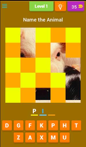 Animal Quiz Games Picture Quiz