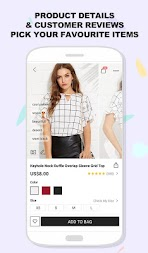 SHEIN-Fashion Shopping Online APK screenshot thumbnail 3