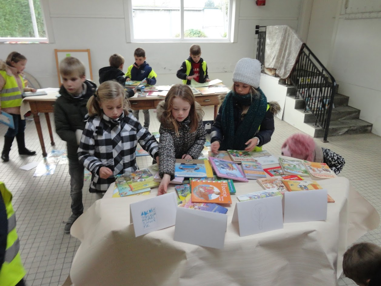 Projectweek: boeken