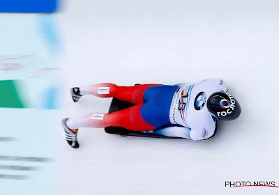 Belgische skeleton-atlete doet worp naar overwinning en staat opnieuw bij grote namen