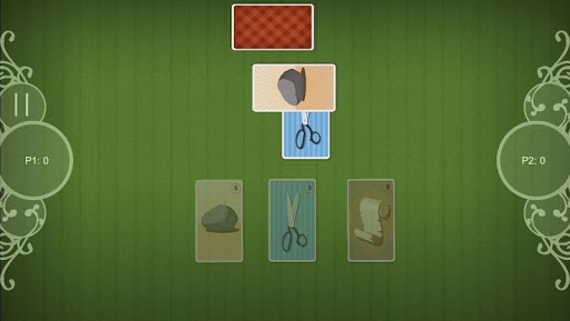 Rock Paper Challenge Card Game