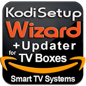 Kodi TV Box Wizard