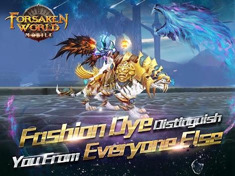 Forsaken World Mobile MMORPG