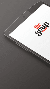 TheSoup News – Smart App for Daily News Reading - náhled