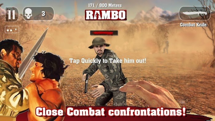 Rambo Apk + Data