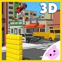 Jump Race 3D icon