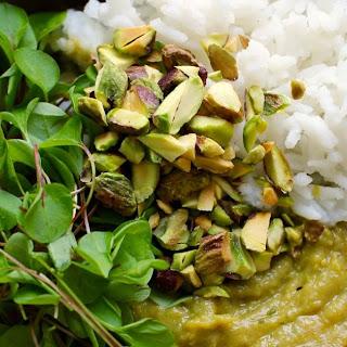 Thai Curry Split Pea Soup